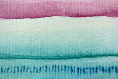 Μακρο ουράνιο τόξο Watercolor 1 απεικόνιση αποθεμάτων