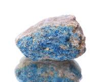 Μακρο πυροβολισμός του φυσικού ορυκτού δείγματος βράχου - apatite, Στοκ φωτογραφία με δικαίωμα ελεύθερης χρήσης