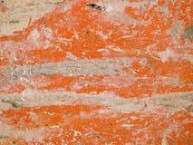 Μακρο σύσταση - μέταλλο - που χρωματίζεται Στοκ Εικόνες