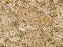 Μακρο σύσταση - πέτρα - που διαστίζεται Στοκ Φωτογραφίες
