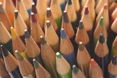 Χρώμα ακρών Στοκ Εικόνες