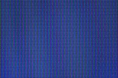 μακρο φωτογραφία της οθόνης LCD στοκ φωτογραφία με δικαίωμα ελεύθερης χρήσης