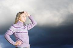 μακρυά λόρδοι κοριτσιών Στοκ φωτογραφίες με δικαίωμα ελεύθερης χρήσης