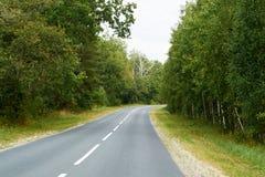 μακρύς δρόμος Στοκ Εικόνες