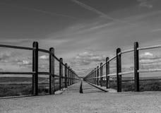 Μακρύς λιμενοβραχίονας Στοκ φωτογραφίες με δικαίωμα ελεύθερης χρήσης