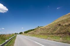 μακρύς δρόμος Στοκ Φωτογραφίες