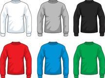 μακρύ μανίκι πουκάμισων Στοκ Εικόνες