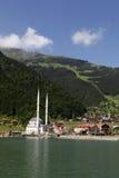 μακρύ uzungol λιμνών Στοκ εικόνα με δικαίωμα ελεύθερης χρήσης