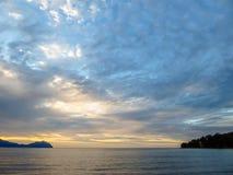 Μαλαισία - πορνογραφικός σύννεφων στοκ φωτογραφία