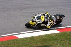 μαλαισιανό κοχύλι motogp edwards colin στοκ φωτογραφίες με δικαίωμα ελεύθερης χρήσης