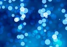 Μαλακή μπλε ανασκόπηση Στοκ φωτογραφία με δικαίωμα ελεύθερης χρήσης