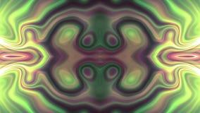 Μαλακός ταραχώδης διακοσμητικός ελαφριών ακτίνων νέος ποιοτικός αναδρομικός τρύγος ζωτικότητας σχεδίων καλειδοσκόπιων εθνικός φυλ διανυσματική απεικόνιση
