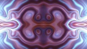 Μαλακός ταραχώδης διακοσμητικός ελαφριών ακτίνων νέος ποιοτικός αναδρομικός τρύγος ζωτικότητας σχεδίων καλειδοσκόπιων εθνικός φυλ απεικόνιση αποθεμάτων