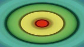Μαλακός χρώματος elipse rhytm δυναμικός ζωντανεψοντας ζωηρόχρωμος κόκκινος κίτρινος γαλαζοπράσινος χαρούμενος ποιοτικών καθολικός διανυσματική απεικόνιση