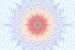 Μαλακός floral σχεδίων λουλουδιών κρητιδογραφιών graphics ελεύθερη απεικόνιση δικαιώματος