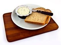 Μαλακό μπλε τυρί Στοκ Εικόνες