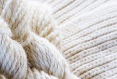 μαλλί ανασκόπησης Στοκ φωτογραφία με δικαίωμα ελεύθερης χρήσης