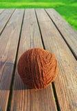 μαλλί κουβαριών Στοκ Εικόνα