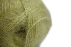 μαλλί νημάτων Στοκ εικόνες με δικαίωμα ελεύθερης χρήσης
