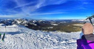μαμμούθ βουνό Στοκ Φωτογραφίες