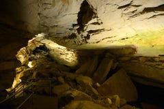 Μαμμούθ εθνικό πάρκο σπηλιών, ΗΠΑ Στοκ Φωτογραφία
