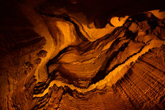 Μαμμούθ εθνικό πάρκο σπηλιών, ΗΠΑ Στοκ Εικόνες