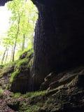 Μαμμούθ σπηλιά Στοκ εικόνες με δικαίωμα ελεύθερης χρήσης