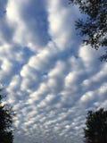 Μαμμούθ σύννεφα #2 Στοκ εικόνα με δικαίωμα ελεύθερης χρήσης