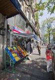 Μανάβικο των Βρυξελλών Στοκ εικόνα με δικαίωμα ελεύθερης χρήσης