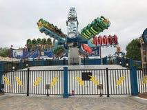 Μανία 325 σε Carowinds στο Σαρλόττα, βόρεια Καρολίνα στοκ φωτογραφίες με δικαίωμα ελεύθερης χρήσης