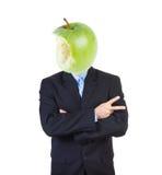 Μανία της Apple. Στοκ φωτογραφία με δικαίωμα ελεύθερης χρήσης