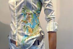 μανεκέν μόδας ενδυμάτων Στοκ Εικόνα