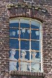 Μανεκέν στο παράθυρο Στοκ Εικόνα