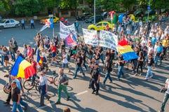 Μανιφέστο ενάντια στην καταχρηστική αποδάσωση Στοκ φωτογραφία με δικαίωμα ελεύθερης χρήσης