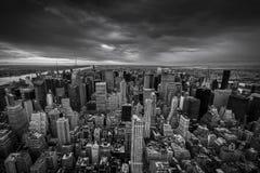 Μανχάταν, πόλη της Νέας Υόρκης, ΗΠΑ Στοκ Φωτογραφίες