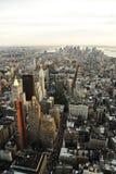 Μανχάτταν Νέα Υόρκη Στοκ φωτογραφίες με δικαίωμα ελεύθερης χρήσης