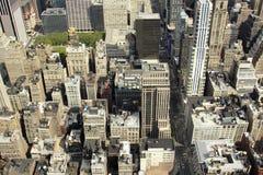 Μανχάτταν Νέα Υόρκη Στοκ εικόνες με δικαίωμα ελεύθερης χρήσης