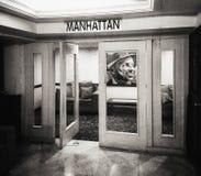 Μανχάτταν Στοκ φωτογραφία με δικαίωμα ελεύθερης χρήσης