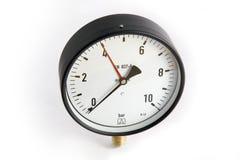 Μανόμετρο δύο πίεσης Στοκ εικόνες με δικαίωμα ελεύθερης χρήσης