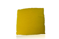 Μαξιλάρια κίτρινα Στοκ Εικόνα