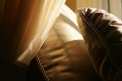 μαξιλάρια πολυτέλειας Στοκ Φωτογραφίες