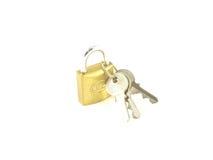 μαξιλάρι κλειδωμάτων Στοκ Εικόνες