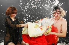 μαξιλάρι πάλης Στοκ φωτογραφίες με δικαίωμα ελεύθερης χρήσης