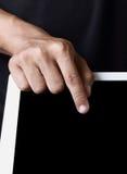 Μαξιλάρι αφής Στοκ φωτογραφία με δικαίωμα ελεύθερης χρήσης