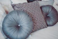 Μαξιλάρι στον καναπέ Στοκ εικόνες με δικαίωμα ελεύθερης χρήσης