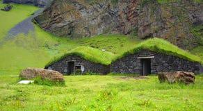 Μαρίνα νησιών Westman Στοκ εικόνα με δικαίωμα ελεύθερης χρήσης