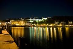 μαρίνα οχυρών mackinac Στοκ φωτογραφία με δικαίωμα ελεύθερης χρήσης