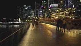 μαρίνα Σινγκαπούρη κόλπων φιλμ μικρού μήκους