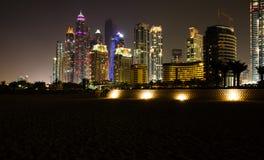 Μαρίνα του Ντουμπάι. Στοκ φωτογραφία με δικαίωμα ελεύθερης χρήσης