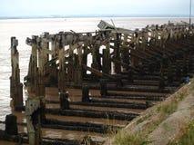 Μαρίνα του Hull και περπάτημα κατά μήκος του ποταμού Humber και των αποβαθρών στοκ φωτογραφίες